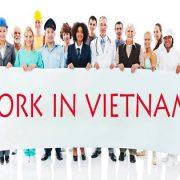 Giấy phép lao động Việt Nam