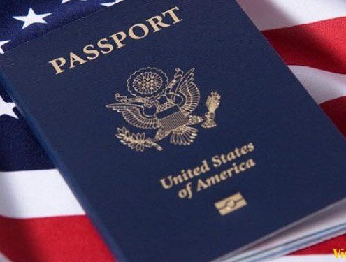 Hộ chiếu và visa Mỹ