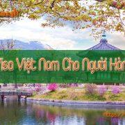 Xin Visa Việt Nam Cho Người Hàn Quốc