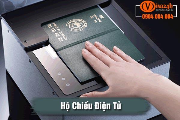 Hộ chiếu điện tử