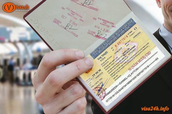 Thủ tục gia hạn visa cho người nước ngoài tại Việt Nam