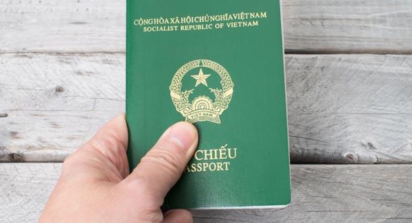 Hộ chiếu Việt Nam đi được nước nào?