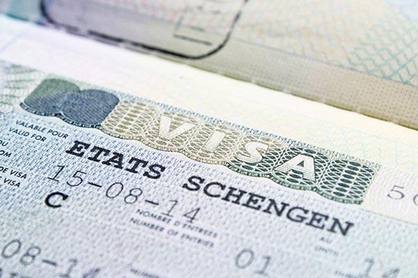 Visa châu Âu (Visa Schengen)