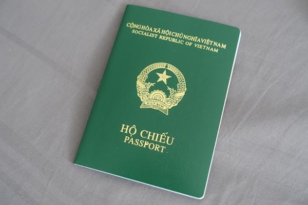 Cách làm hộ chiếu đi nước ngoài