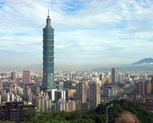Hướng dẫn xin visa du lịch Đài Loan