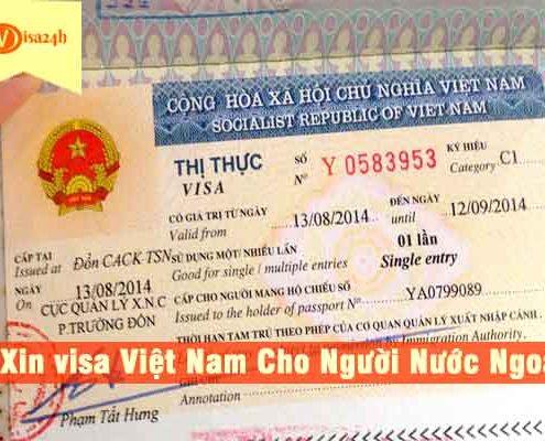 Visa việt nam