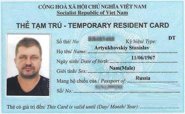 điều kiện làm thẻ tạm trú cho người nước ngoài
