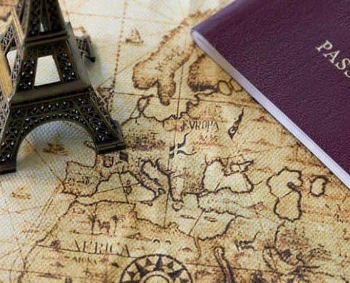 Chia sẻ kinh nghiệm xin visa Pháp tự túc từ a - z